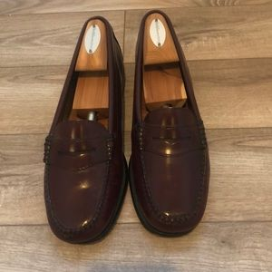 G. H. Bass & company Weejuns penny loafers